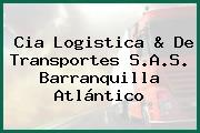 Cia Logistica & De Transportes S.A.S. Barranquilla Atlántico