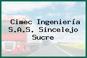 Cimec Ingeniería S.A.S. Sincelejo Sucre