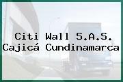 Citi Wall S.A.S. Cajicá Cundinamarca