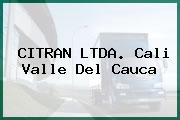 CITRAN LTDA. Cali Valle Del Cauca