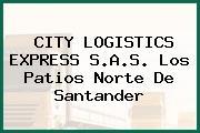 CITY LOGISTICS EXPRESS S.A.S. Los Patios Norte De Santander