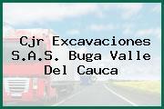Cjr Excavaciones S.A.S. Buga Valle Del Cauca