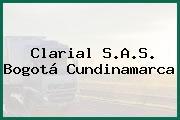 Clarial S.A.S. Bogotá Cundinamarca