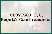 CLOVISCO E.U. Bogotá Cundinamarca