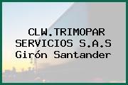 CLW.TRIMOPAR SERVICIOS S.A.S Girón Santander