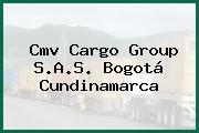 Cmv Cargo Group S.A.S. Bogotá Cundinamarca