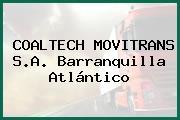 COALTECH MOVITRANS S.A. Barranquilla Atlántico