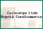 Coincarga Ltda Bogotá Cundinamarca
