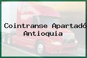 Cointranse Apartadó Antioquia