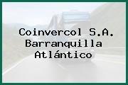 Coinvercol S.A. Barranquilla Atlántico