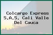 Colcargo Express S.A.S. Cali Valle Del Cauca