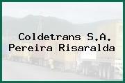 Coldetrans S.A. Pereira Risaralda