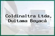 Coldinaltra Ltda. Duitama Boyacá
