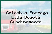 Colombia Entrega Ltda Bogotá Cundinamarca