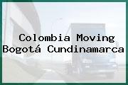 Colombia Moving Bogotá Cundinamarca