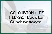 COLOMBIANA DE FIBRAS Bogotá Cundinamarca