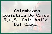 Colombiana Logística De Carga S.A.S. Cali Valle Del Cauca