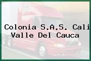 Colonia S.A.S. Cali Valle Del Cauca