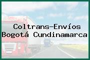Coltrans-Envíos Bogotá Cundinamarca