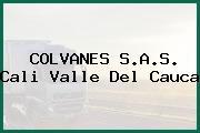 COLVANES S.A.S. Cali Valle Del Cauca