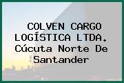 COLVEN CARGO LOGÍSTICA LTDA. Cúcuta Norte De Santander