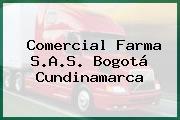 Comercial Farma S.A.S. Bogotá Cundinamarca