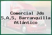 Comercial Jds S.A.S. Barranquilla Atlántico