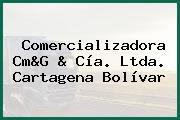 Comercializadora Cm&G & Cía. Ltda. Cartagena Bolívar