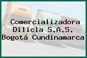 Comercializadora Dilicla S.A.S. Bogotá Cundinamarca