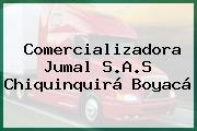 Comercializadora Jumal S.A.S Chiquinquirá Boyacá