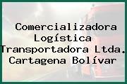 Comercializadora Logística Transportadora Ltda. Cartagena Bolívar