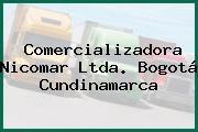 Comercializadora Nicomar Ltda. Bogotá Cundinamarca