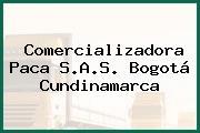 Comercializadora Paca S.A.S. Bogotá Cundinamarca