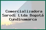 Comercializadora Sarodi Ltda Bogotá Cundinamarca