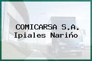 COMICARSA S.A. Ipiales Nariño