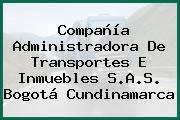Compañía Administradora De Transportes E Inmuebles S.A.S. Bogotá Cundinamarca