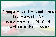 Compañía Colombiana Integral De Transportes S.A.S. Turbaco Bolívar