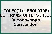 COMPAÞIA PROMOTORA DE TRANSPORTE S.A.S. Bucaramanga Santander