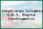 Conalcarga Colombia S.A.S. Bogotá Cundinamarca