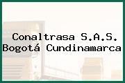 Conaltrasa S.A.S. Bogotá Cundinamarca
