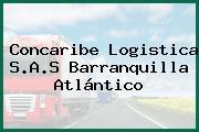 Concaribe Logistica S.A.S Barranquilla Atlántico