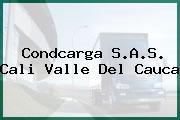 Condcarga S.A.S. Cali Valle Del Cauca