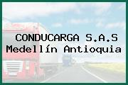 CONDUCARGA S.A.S Medellín Antioquia