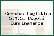 Conexos Logistica S.A.S. Bogotá Cundinamarca