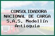 CONSOLIDADORA NACIONAL DE CARGA S.A.S. Medellín Antioquia