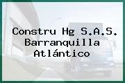 Constru Hg S.A.S. Barranquilla Atlántico