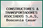 CONSTRUCTORES & TRANSPORTADORES ASOCIADOS S.A.S. Bosconia Cesar