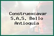 Construexcavar S.A.S. Bello Antioquia