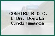 CONSTRUIR O.C. LTDA. Bogotá Cundinamarca