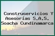 Construservicios Y Asesorías S.A.S. Soacha Cundinamarca